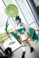 Onmyoji - Hotarugusa by Xeno-Photography