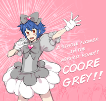 Coore grey!! by hanaoka-a