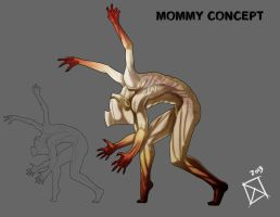 Mommy by AggroArt