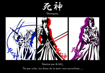 Shinigami by H-S93