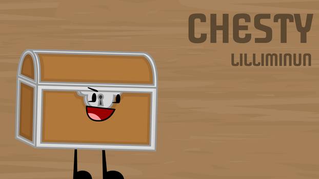 Object Commissions #17: Chesty by FusionAnimations117