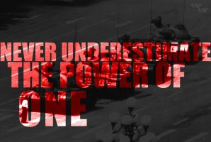 TANKMAN - Never underestimate the power of one by taftar