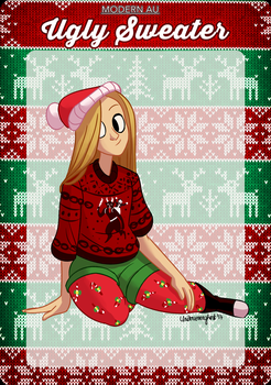 GR || Ugly Sweaters by undercoverghost