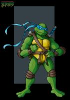leonardo by nightwing1975