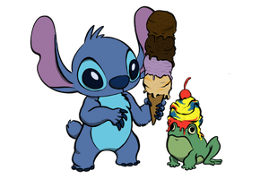 Stitch Color In by SilverAlphess