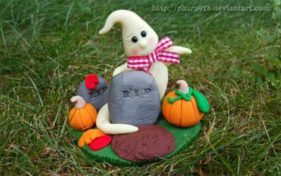 Spooktacular Ghost: Sold by ohara916