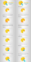 Pacman tutorial + NEW PSD FILE by evolutiongraphic