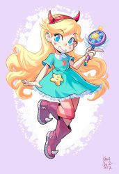 Star Butterfly commission by KarlaDiazC