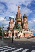Saint Basil's Cathedral 1 by Yavanna1815
