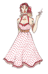 fifties baby by BloodiestRed