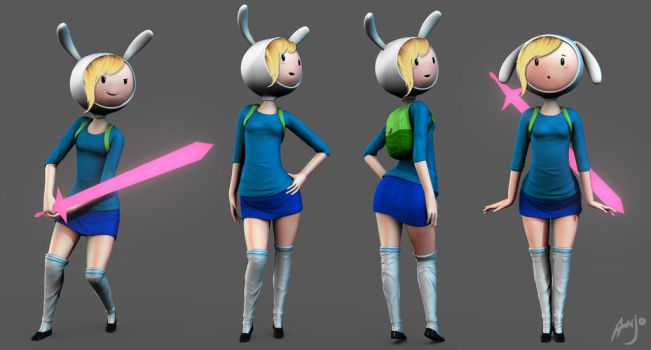 Fionna by polyboy