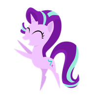 Starlight mlp movie (vector) by Sol-Republica