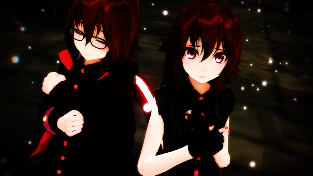 [MMD] Attention HD by Clokun
