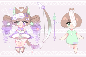 3 | Mahoubyouki Set price CLOSED by SparksTea
