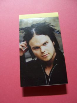 The Rasmus little notebook by Dead-Promises