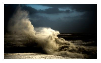 Pinhole Seastorm - The Wave by Pete-B
