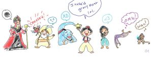 lol Aladdin by Icequeenkitty