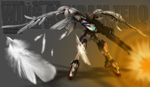 WING ZERO CUSTOM ENDLESS WALTZ by romerskixx