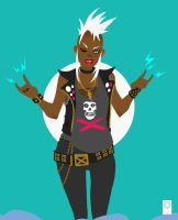 80s Storm by e-carpenter