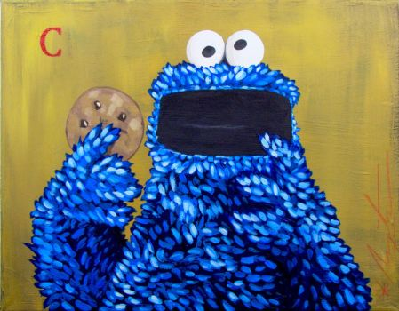 C is for Cookie by TetraModal