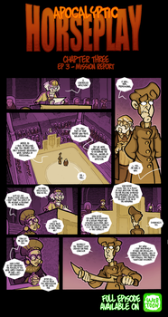Apocalyptic Horseplay - CH3 Ep3 by Boredman