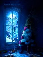 Santa Claus Is Not Coming To Town by Mr-Ripley