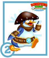 Snomad Tuck Card #2 : Tuff Tucks by UncleLaurence