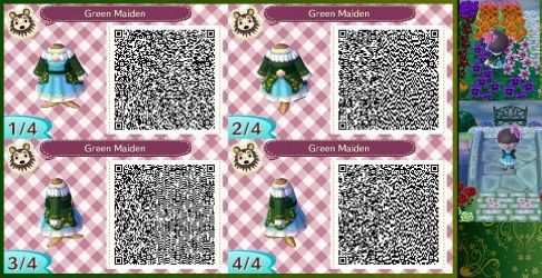 Qr Codes For Animal Crossing New Leaf Paths Google Search