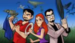 Phelous and the Birdemic 2 Movies Part 1 by AndrewDickman