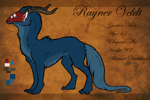 Rayner by Toadfoal