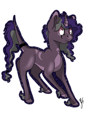 {ADOPT} Pony Auction (open) by ThePiage