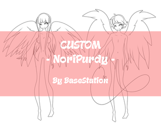 { Custom : NoriPurdy : F2U } by BaseStation