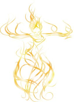 dancing in the flames by listaspiran