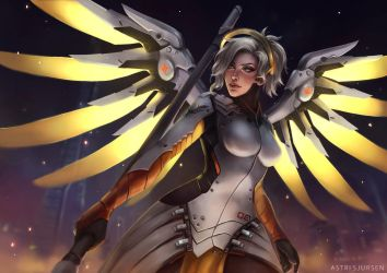 Mercy by Astri-Lohne
