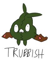 Trubbish by tanlisette