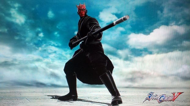 Darth Maul by orcus86