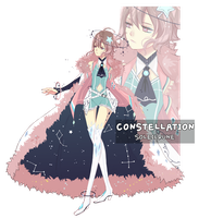 Angelic Constellation Adopt [CLOSED] by SoleilRune