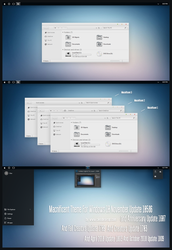 Macnificent Theme Win10 October 1809 by Cleodesktop