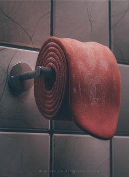 Toilet Paper by Ler-ac