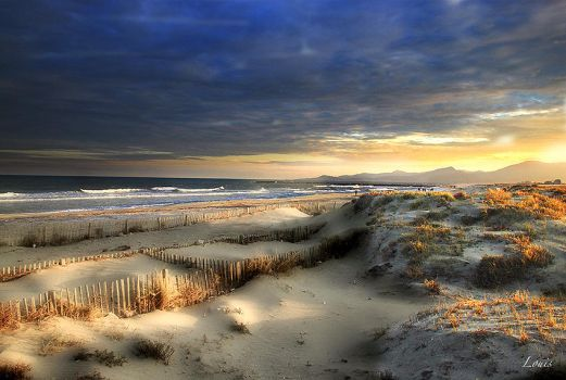 Dunes by Louis-photos