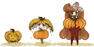 Autumn Bounsweet Family Tree~