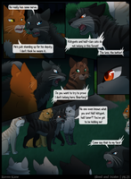 Warriors: Blood and Water - Page 25 by KelpyART