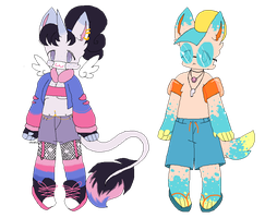 CHEAP Anthro adopts {CLOSED} by Booty-Bae-Adopts