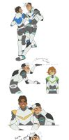 Voltron Drunk time by FanGirlFromHell