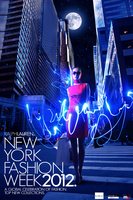New York Fashion Week 2012 Cartel Proyecto by Filipoday