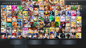 Smash Bros. Infinite (Work in Progress) by MrYoshi1996