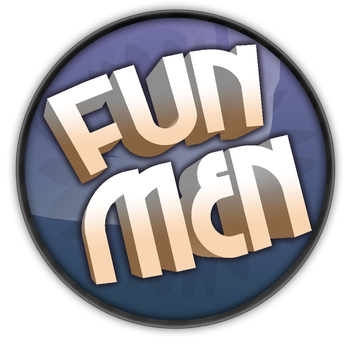 Mmmfun men logo by Sins-and-Smoke