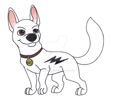 Bolt.The.Wonder.Dog. by Fantasy-and-Fiction