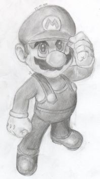Mario 2.0 by Pexawnly