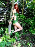 Poison Ivy by Casabellacosplay